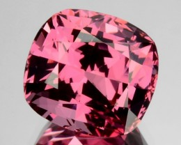 ~FLAWLESS~ 3.11 Cts Natural Nice Pink Spinel Cushion Cut Tanzania