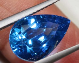 6.35-CTS  SWISS BLUE TOPAZ FACETED GEMSTONES  CG-2588