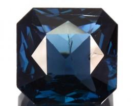 2.18 Cts Natural Cobalt Blue Spinel Octagon Princess Sri Lanka
