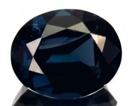 2.48 Cts Natural Cobalt Blue Spinel Oval Cut Sri Lanka