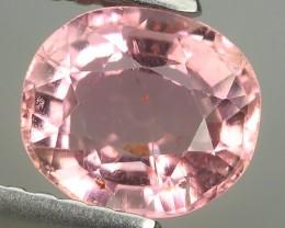 1.15 Ct Transparent Natural Oval Shape Pink Color Mozambique Tourmaline