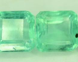 Clean Colombian Dark color Lustorious Emerald gemstones lot