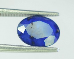 1.15 ct Natural Untreated Sapphire ~Afghanistan