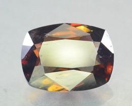 Rare 1.70 ct Multicolor Natural Axinite