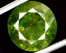 10.25 Carats AAA Color Full Fire Natural Chrome Sphene Loose Gemstone