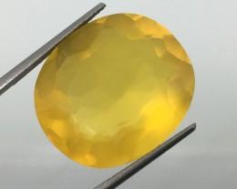 20.40 Carat Fire Opal - Luminescent - Stunning Fire !