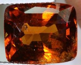 8.10-CTS HESSONITE  GARNET FACETED GEMSTONE PG-2505