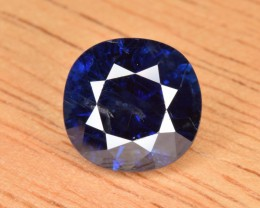 Natural Sapphire Royal Blue 4.27 Cts,  Heated Only
