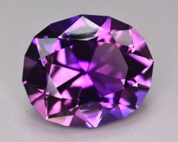 19.25 Ct Superb Color Natural Amethyst ~ Uruguay