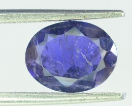 1.60 CtNatural Blue Color Iolite