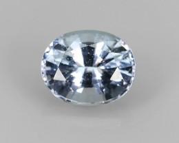 Magnificient Top Sparkling Intense Light Blue Sri-lanka Spinel NR!!!