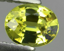 !!MASTER GRADE LUSTROUS LEMON YELLOW CHRYSOBERYL!!
