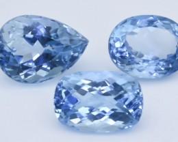 60.0 Crt Topaz Parcels Faceted Gemstone (R30)