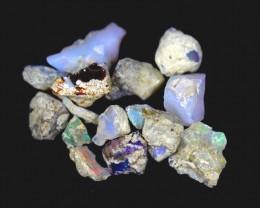 87.5Cts Ethiopian Welo Rough Opal Parcel Lot