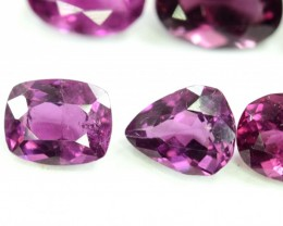 13.45 ~ Carats Lot of Natural Rubelite Tourmaline gemstone from Afghanistan