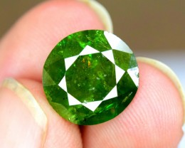 4.60 Carats AAA Color Full Fire Natural Chrome Sphene Loose Gemstone