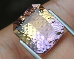 10.14cts, Ametrine, Top Cut, 100% Untreated,
