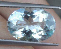 5.17cts Baby Blue Aquamarine,   Clean,