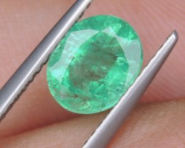 1.49cts Emerald,    Higher End, Zambia