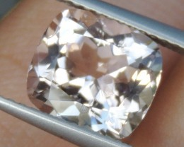2.46cts,  Morganite,   Untreated, Clean