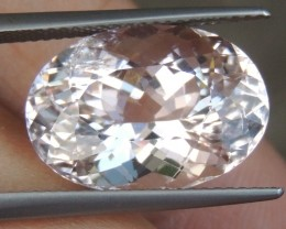 11.00cts,  Morganite,   Untreated, Clean