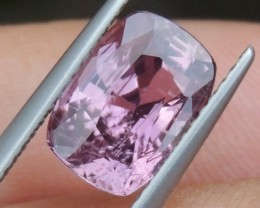 3.68cts,  Unheated Sapphire,   Certified