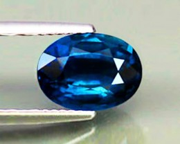 AGL certified 1.40 ct Heated Only Gorgeous Blue Sapphire