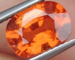 3.08cts  Mandarin Spessartite,  Wow Stone
