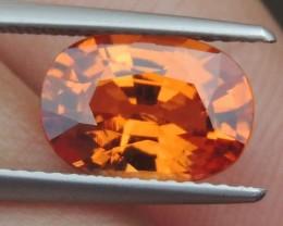 3.75cts  Mandarin Spessartite,  Wow Stone