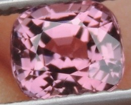1.23cts  Pink Spinel from Burma ,  100% Untreated,