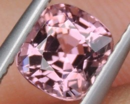 1.42cts  Pink Spinel from Burma ,  100% Untreated,