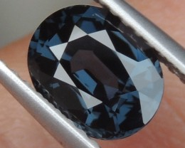 1.68cts  Blue Spinel ,  100% Untreated,