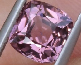 1.79cts  Pink Spinel from Burma ,  100% Untreated,