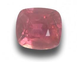 0.77 Carats | Natural Padparadscha|Loose Gemstone|New| Sri Lanka