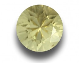 Natural Unheated Yellow Zircon|Loose Gemstone|New|