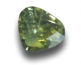 Natural Unheated green Sapphire|Loose Gemstone|New| Sri Lanka