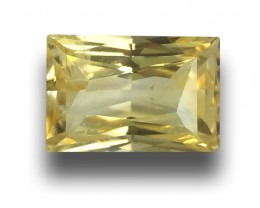Natural Unheated Yellow Sapphire|Loose Gemstone|New| Sri Lanka