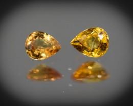 Yellow Sapphire 0.53 ct Sri Lanka GPC Lab