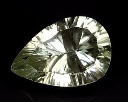 7.90Crt Prasolite  Best Grade Gemstones JI37