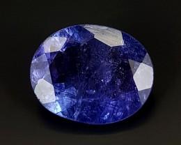 3.15Crt AAA Tanzanite  Best Grade Gemstones JI37