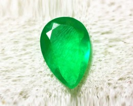 Price Reduced! 5.79 ct Colombian Emerald