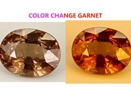 1.2 CT GARNET COLOR CHANGE GEMSTONE IGCCGR03