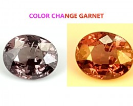 1.6 CT GARNET COLOR CHANGE GEMSTONE IGCCGR18