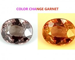 1.6 CT GARNET COLOR CHANGE GEMSTONE IGCCGR19