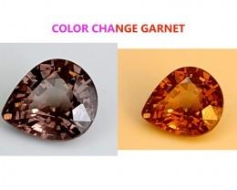 1 CT GARNET COLOR CHANGE GEMSTONE IGCCGR33