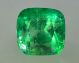 6.05 ct Natural Untreated Emerald~Panjshir