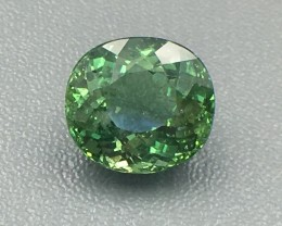 6.81 Cts Green  Apatite ~ Insanity ~ Untreated ~ As4