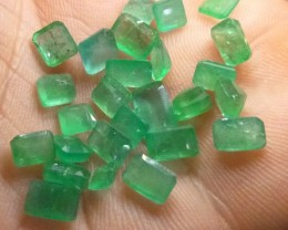 18.24cts  Emerald Parcel , 100% Natural Gemstones