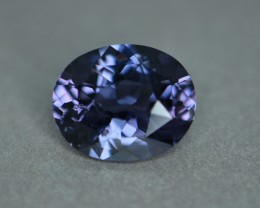 5.19 cts certified no heat Sri Lankan spinel.