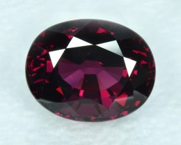 9.96 Cts Fabulous Beautiful Natural Rhodolite Garnet No Reserve